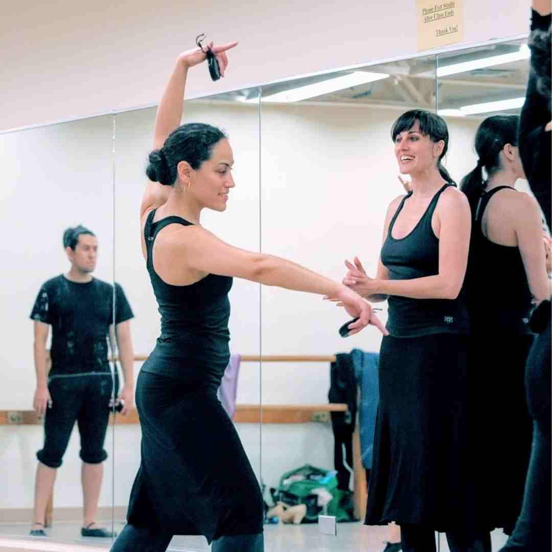 2. Paloma Gomez Spanish Dance