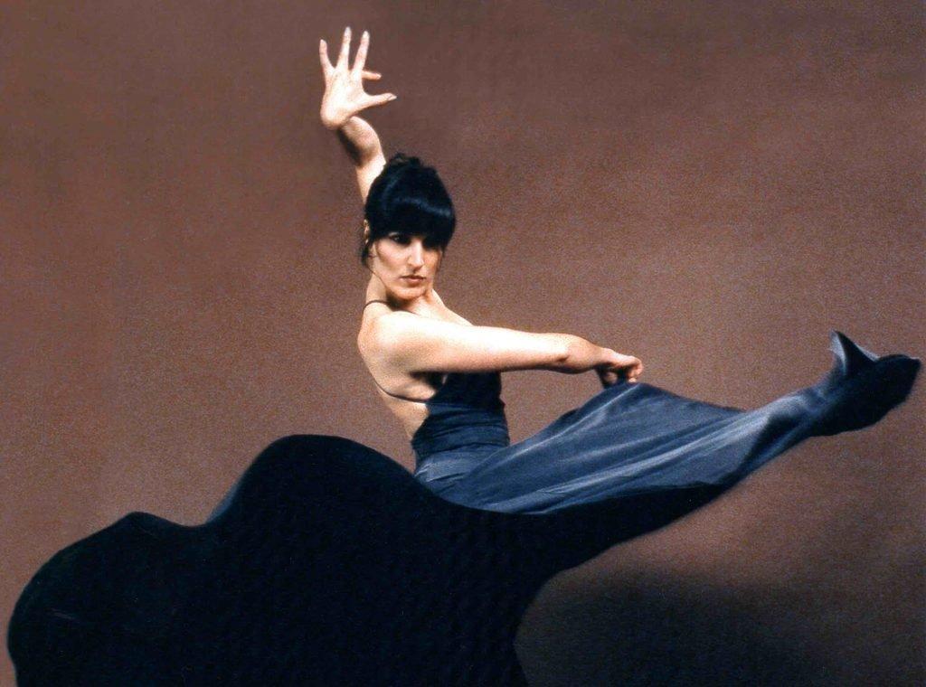 Paloma Spanish Dance 3